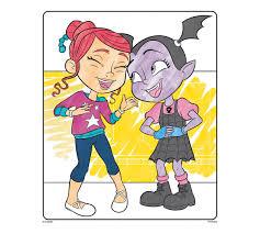 Vampirina Clipart At Getdrawingscom Free For Personal Use