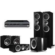 Dàn Âm Thanh 5.1 KEF R700 Series & Ampli Arcam Solo Movie - TecHland-Audio