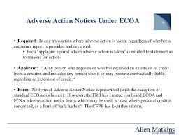 the fcra ecoa and the consumer financial protection bureau 35 638 cb=