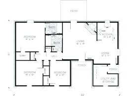 3 bedroom home design plans. Plan 3 Bedroom Home Design Plans