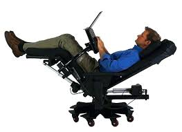 office recliner chair. Fully Reclining Chair Bed Office Best Home Recliner Desk . E