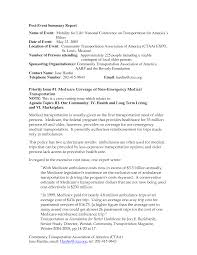 Event Summary Report Template 24 Images of Event Summary Report Template For After leseriail 1