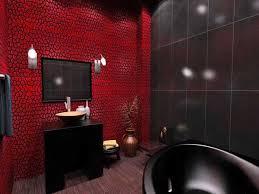 black bathroom. Black Bathroom Lighting Fixtures And Decor Keeping Modern Design