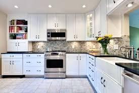 white kitchen cabinets with granite countertops inspirational dark