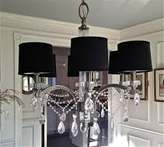 lovable adding crystals to your chandelier