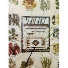 Navajo Dye Chart Native Dye Chart Picture For Navajo Textiles