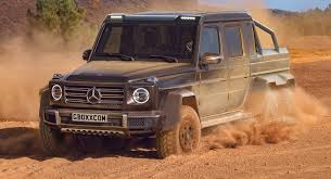 It is the most effortlessly superior and. It Doesn T Take Much To Turn Mercedes All New G Class Into A 6x6 Carscoops