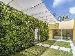 outdoor vertical garden by sundar italia