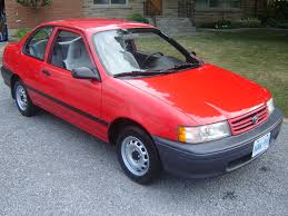 1992 Toyota Tercel - Partsopen