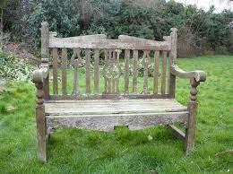 garden bench arts and crafts furniture