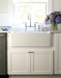farmhouse sink cabinet white kitchen ideas workfuly inside decorations 0