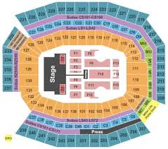 Qwest Field Seating Chart For Kenny Chesney Centurylink