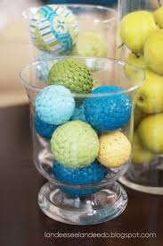 Decorative Vase Filler Balls Gorgeous Vase Filler Ideas 10