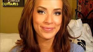 flirty victorias secret angel makeup tutorial