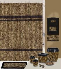 Leopard Bedroom Accessories Animal Print Decor