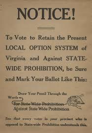 essay prohibition essay