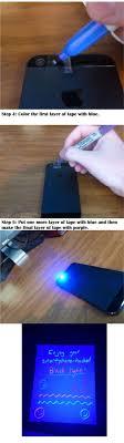 Black Light From Phone