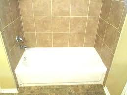 bathtub surround kits how to install a tub surround tile over bathtub surround tiling around a