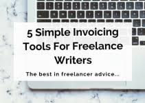 must have supplementary skills for lance writers writer s edit 5 simple invoicing tools for lance writers