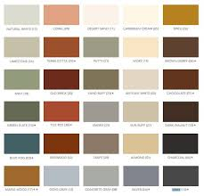 Concrete Floor Color Chart Color Chart Colored Concrete Floor Epoxy 100 Bdc Supply