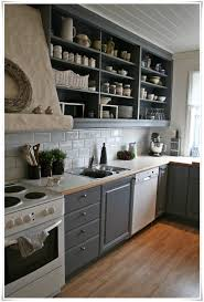 Open Shelf Kitchen 26 Kitchen Open Shelves Ideas Decoholic