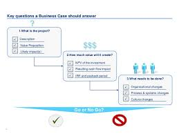 Simple Business Case Templates Simple Business Case Template By Ex Mckinsey Consultants