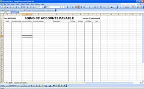 Excel Accounts Payable Template Magdalene Project Org
