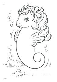 627x900 80s cartoon coloring book coloring page drawn my little pony
