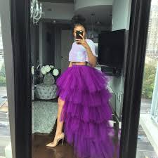 Purple Orchid tulle skirt | Tulle skirts outfit, Elegant dresses, Tulle  skirt