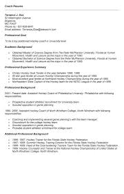 Coaching Resume Samples Delectable High School Resume For College Best Of 48 Awesome High School
