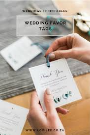 thank you tags for wedding favors download these free printable wedding thank you tags lovilee blog