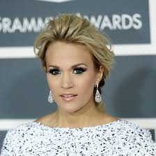 carrie underwood is mostly known for her amazing voice and chart topping hits however she being