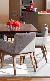 chanel chairs a sophisticated and clic neutral to pair with your sumptuous reds walnut dining tabledining rooms