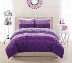 full size of colorfall ruching purple comforter pottery barn teen bedding fun ruched construction decorative pillow
