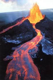 Почему происходят извержения вулканов Сто тысяч почему Почемучка Поток лавы