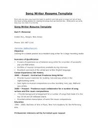 Template Resume Writing With Templates Education Pinterest Examples