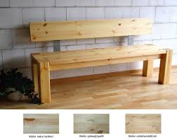 Tolle Holzbank Mit Rückenlehne Design All Ouchie