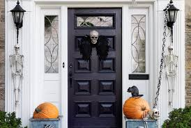 Spooky Halloween Decorations for Your Front Door | Real Simple - YouTube