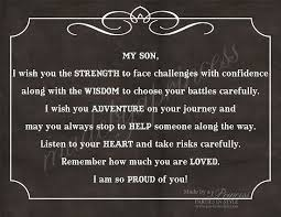 Graduation Quotes For Son Beauteous 48 Best He Is The Son Shine Of Our Lives Images On Pinterest