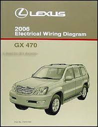 lexus gx470 service manuals shop owner maintenance and repair 2006 lexus gx 470 wiring diagram manual original