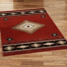 tucson rectangle rug southwestern area rugs n5