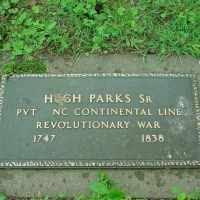 Hugh S. Parks (1747–1828) • FamilySearch