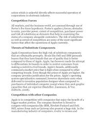apple company external and internal environments essay this 3 action