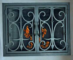 iron fireplace screens iron fireplace screens dallas tx