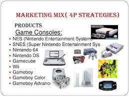 Nintendo Case Study of Wii U by Sonya   issuu   t    video games