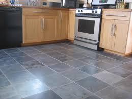 kitchen floor tiles simple ideas slate