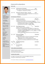 Resume Format Pdf Free Download Shocking Templates Template Fill In