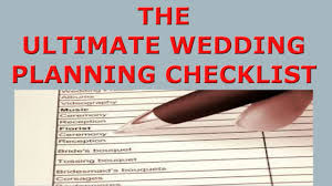 what you need for a wedding checklist the ultimate wedding planning checklist all you need for the
