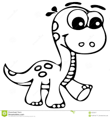 Small Picture Cute Dinosaur Coloring Pages Coloring Coloring Pages