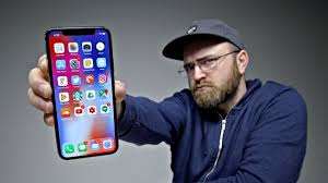 don t the iphone x